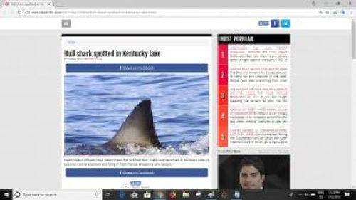 Screenshot of similar old article on React365 website