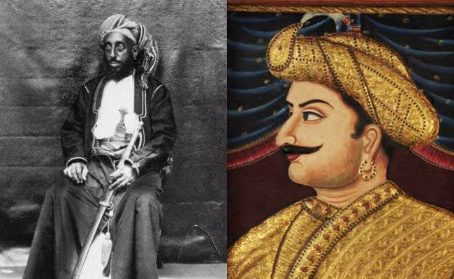 Image about Real Photo of Tipu Sultan Found in London