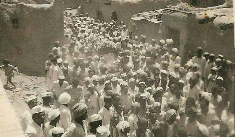 Shirdi Sai Baba's Antim Yatra Photographs: Fact Check