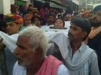 Image about Shocking Child Sacrifice in Rajasthan Village