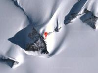 Image about Ancient Man-Made Pyramids Found in Antarctica