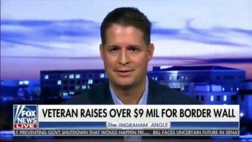 Image of Brian Kolfage on Fox News