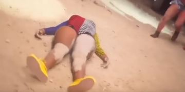 Image about Girl Breaks Neck While Twerking, Video