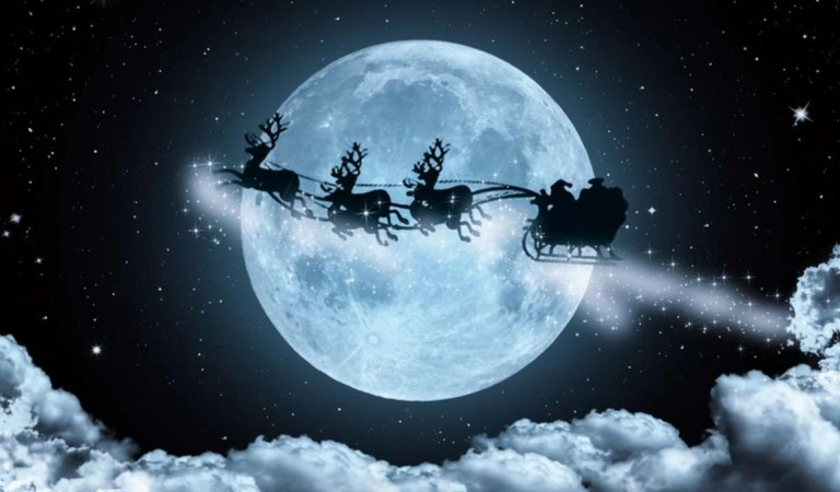 Rare Full Moon On Christmas Day: Fact Check
