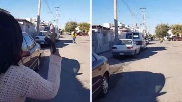 Image about Mother Throws Flip Flop, Hits Daughter from Long Distance