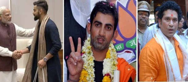 These Celebrities Joined BJP Party in India: Fact Check