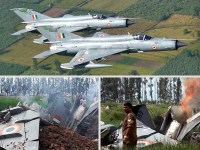 Image about Congress Bought MiG-21 - High Crash Rate, Pilot Deaths