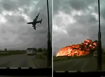 Image about Moments Before Ethiopian Plane Crash, Video