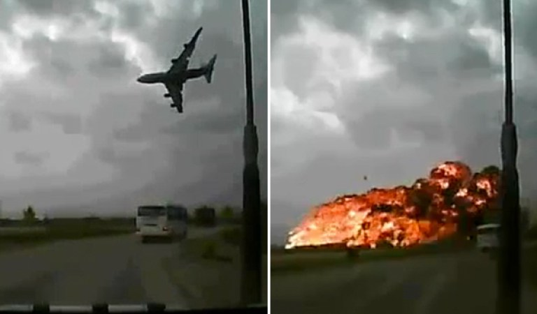 Moments Before Ethiopian Plane Crash, Video: Fact Check