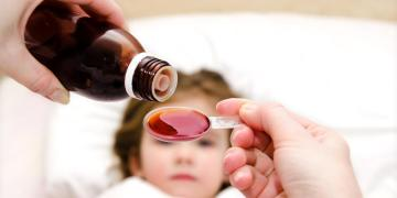 Image about Mother Killed Children Mixing Cough Syrup With Milk