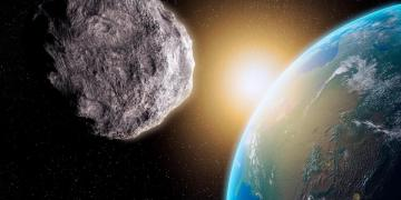 Image about NASA Warns Giant Asteroid May Hit Earth in December 2019
