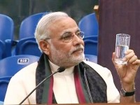 Image about PM Modi Water Costs 10 Crore Rupees During Navratri Fast