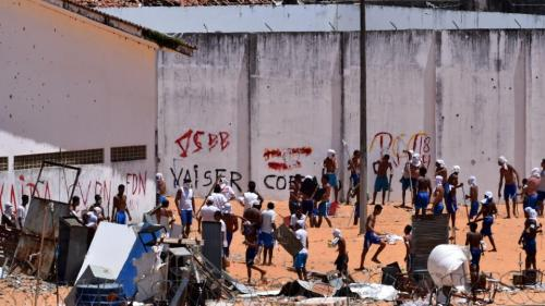 Image of 2017 Prison riot in Brazil