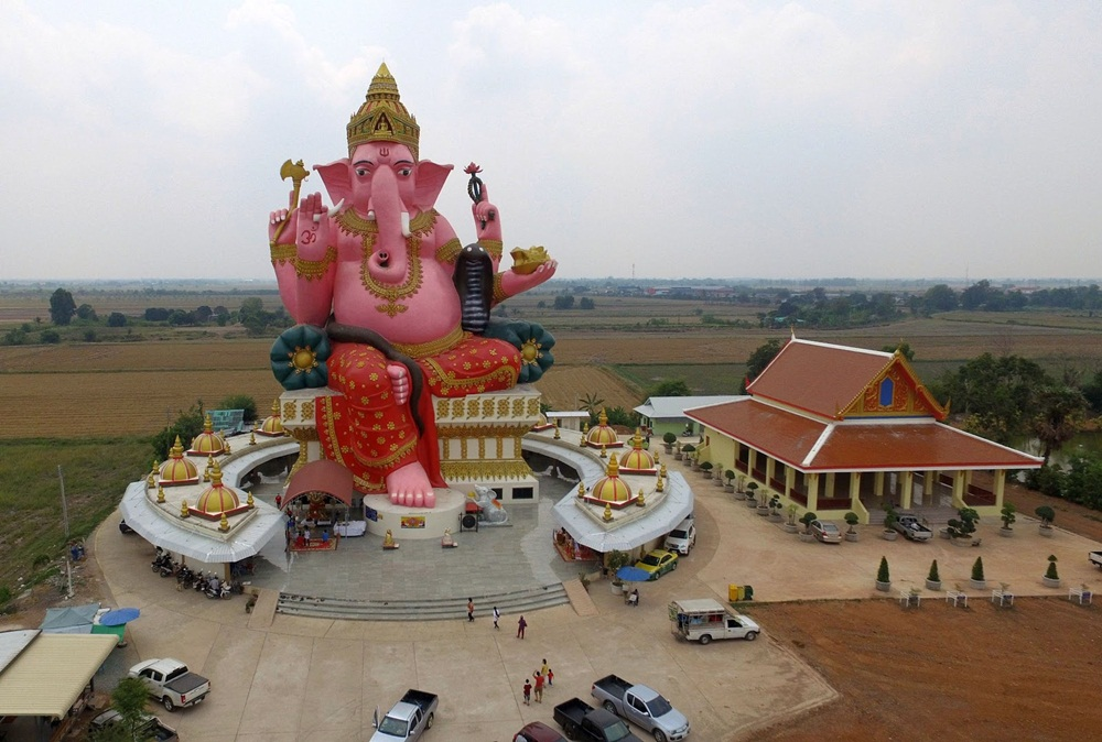 Image of Another 49 meter high Ganesha statue in Thailand
