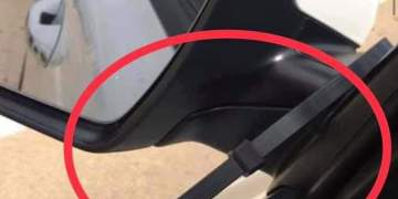 Image about Sex Traffickers Targeting Women with Zip Ties on Cars