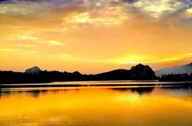 Image about Sleeping Buddha Swallowing Sun in China