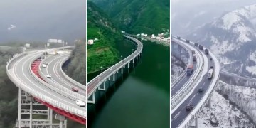 Image about 880 KM Unbelievable Highway Between China & Pakistan