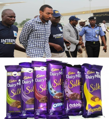 Image about Cadbury Products Contaminated with HIV by a Worker