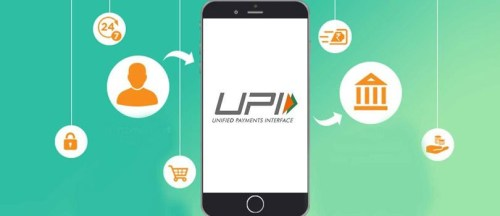 Illustrative image of UPI interface