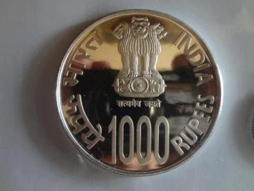 Image about RBI Launched 1000 Rupee Coin in India Recently
