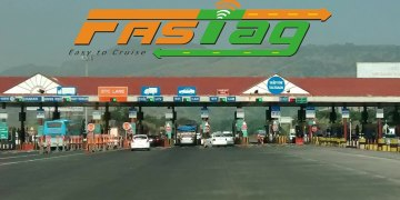 Image about Vehicles Without FASTags Have to Pay Twice the Toll Fee