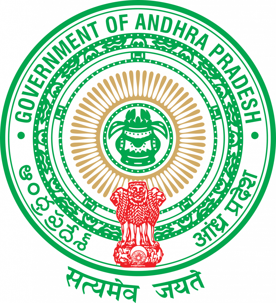 Image of Old State Emblem of United Andhra Pradesh