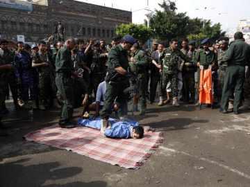 Image about Public Execution of Rapist in Dubai After 15 Mins