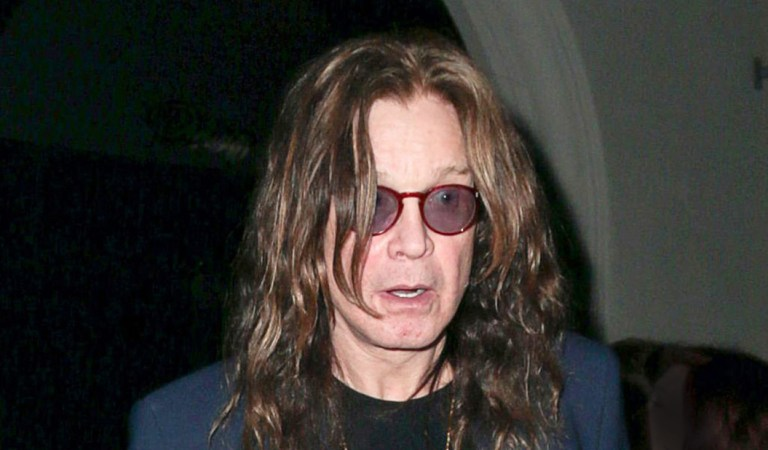 Heavy Metal Singer Ozzy Osbourne is on His Deathbed: Fact Check