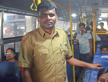 Image about BMTC Bus Conductor Cracked IAS Mains Exam
