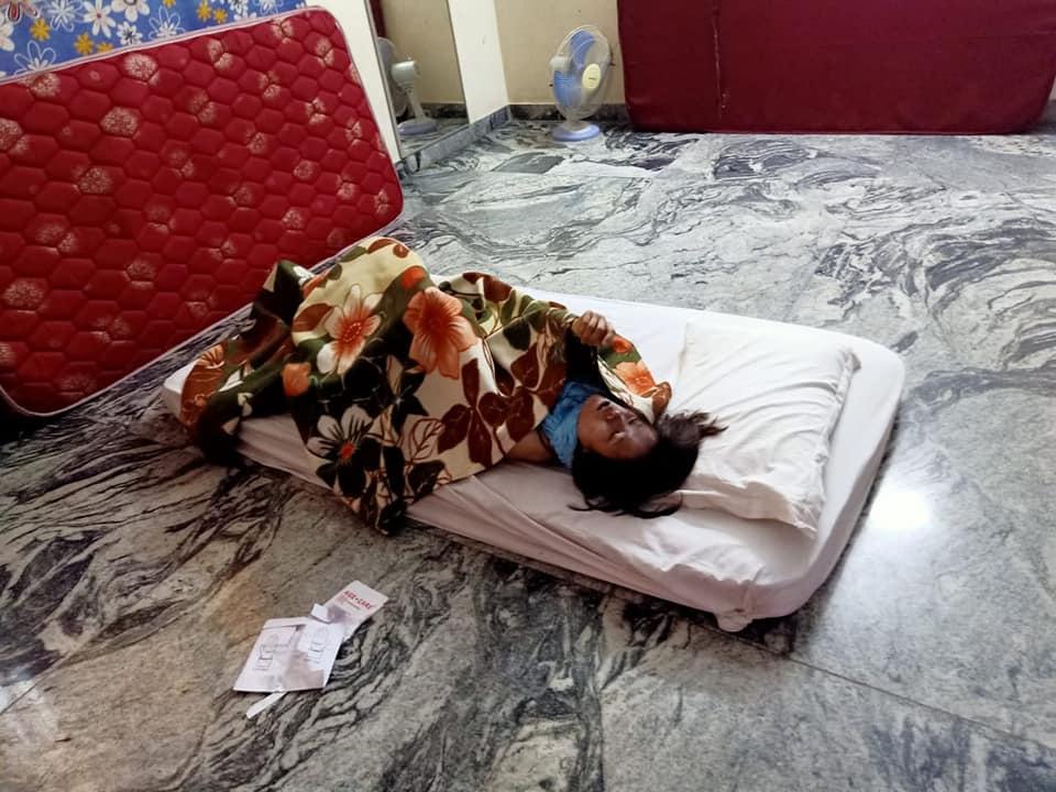 Image about Coronavirus Victim Discovered Dead in New Delhi