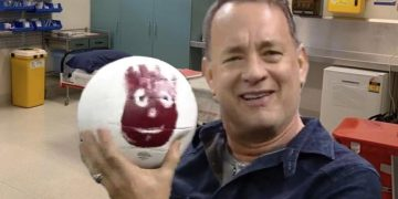 Image about Tom Hanks Has Wilson Company in Coronavirus Quarantine