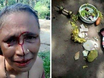 Image about Hindu Woman Beaten in Kerala for Idol Worshiping