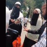 Image about Muslim Men Harass Muslim Women Buying in Hindu Shops