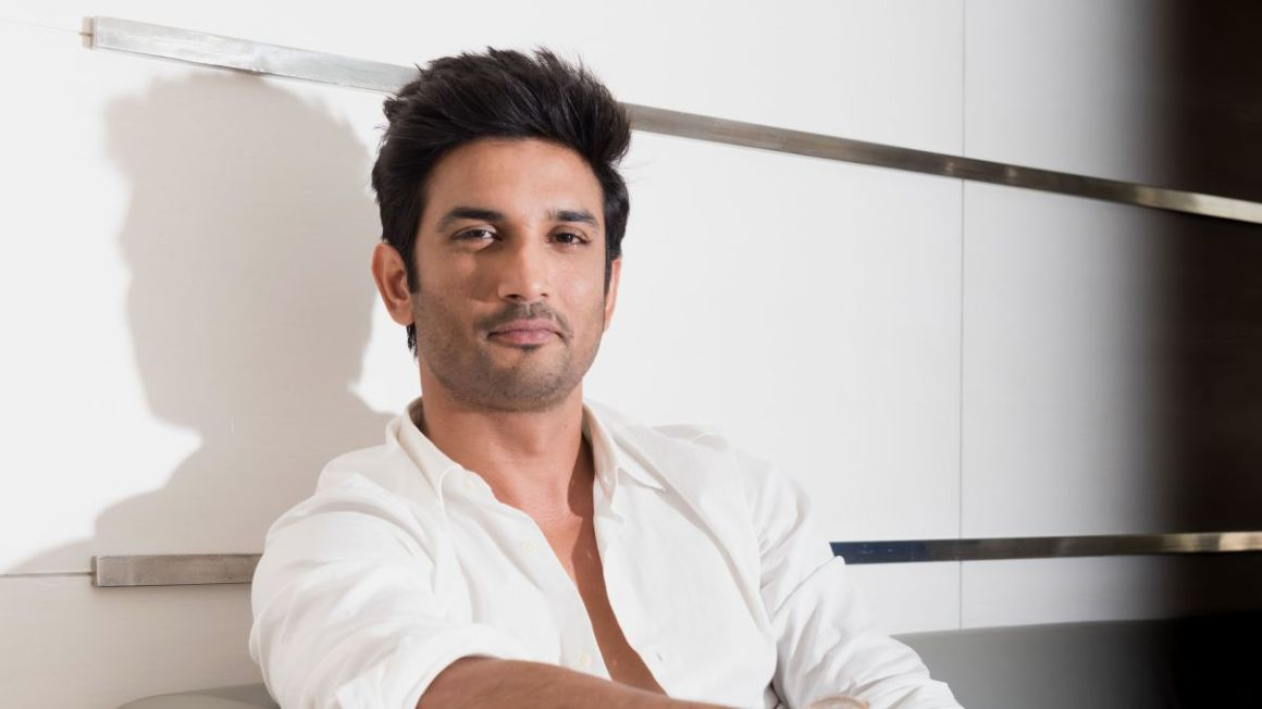 Image of Bollywood actor Sushant Singh Rajput