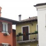 Bilde av hus fra Garda