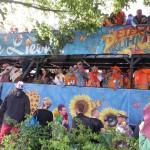 Karnevalsbilde i Reperbahn Hamburg