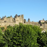 Gamlebyen i Carcasonne