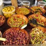 Oliven i mange varianter