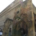 Det romerske teateret i Orange - sett fra utsiden