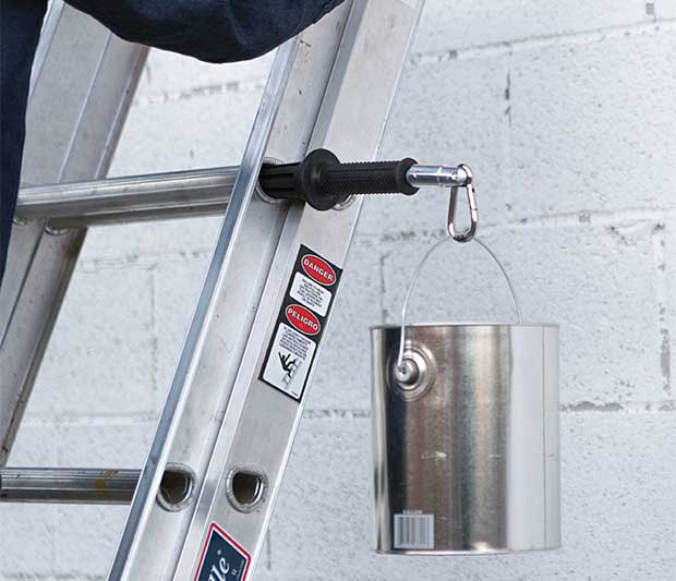 for safer and efficienter ladder work