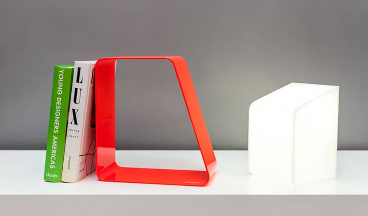 take out the opaque white light box for increased flexibility