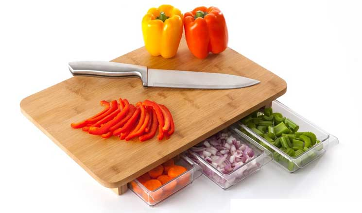 Here Are 8 Of The Best Multipurpose Storage Cutting Boards.