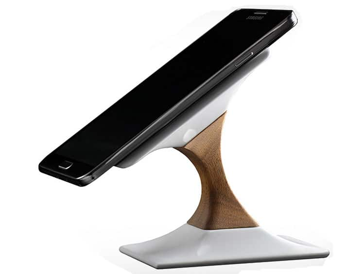 Swich wireless charger makes using it while charging easier