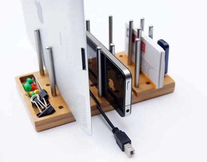 Modo modular desktop organizer