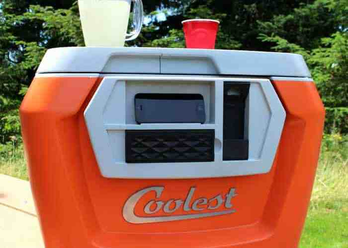 multifunctional Coolest Cooler