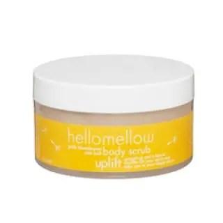 HelloMellow body scrub uplift