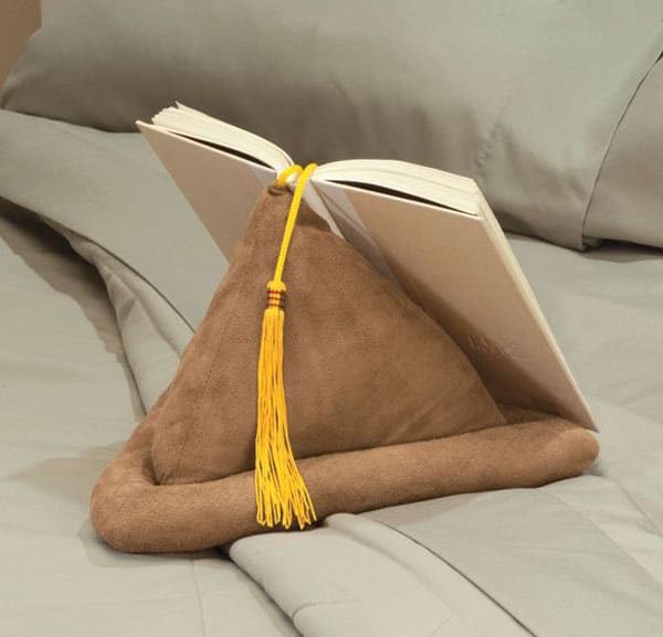 WalterDrake Book Pillow Holder