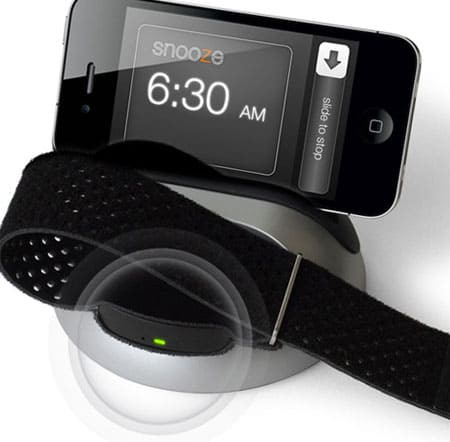Lark-silent-alarm-clock