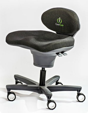 Scientists have found that a personu0027s core (the abdominal muscles) has a lot to do with proper posture and back support. If your core muscles arenu0027t ... & 15 Best Active Sitting Chairs For Better Posture Productivity And ...