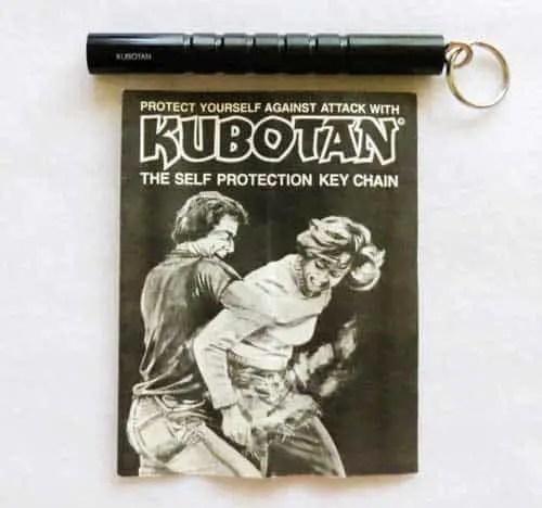 Kubotan-Keychain-Stick